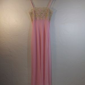 This is a Victoria's Secret lace nightgown